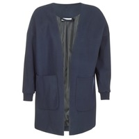 Textiel Dames Vesten / Cardigans Noisy May CARRY Marine