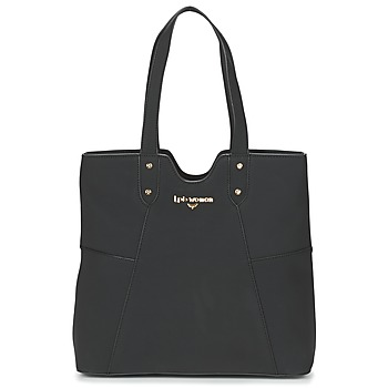 Tassen Dames Handtassen lang hengsel LPB Woman DELMO Zwart