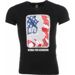 Textiel Heren T-shirts korte mouwen Mascherano T-shirt - NPA Print 38