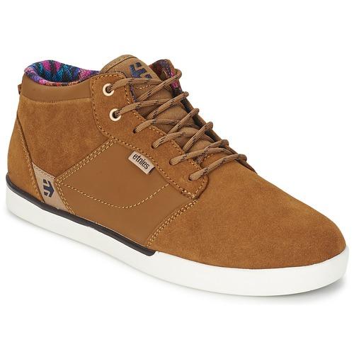 Schoenen Heren Hoge sneakers Etnies JEFFERSON MID Bruin