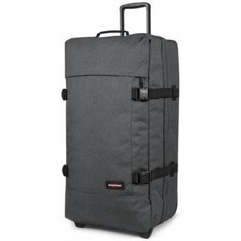 Tassen Soepele Koffers Eastpak TRANVERZ L BLACK DENIM Nero
