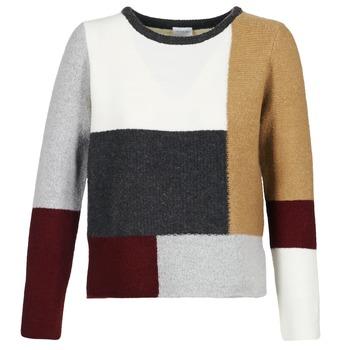 Textiel Dames Truien Vila VIPLACEIT Bruin