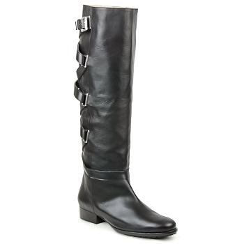 Schoenen Dames Hoge laarzen Michael Kors AFRICA Zwart