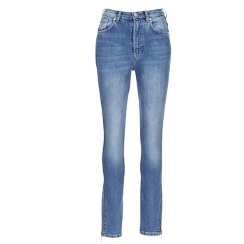 Textiel Dames Skinny jeans Pepe jeans GLADIS Ga7 / Blauw / Clair