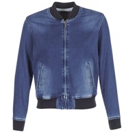 Textiel Dames Wind jackets Pepe jeans BRANDY Blauw / Medium