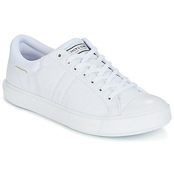 Schoenen Heren Lage sneakers Jack & Jones MERVIN Wit