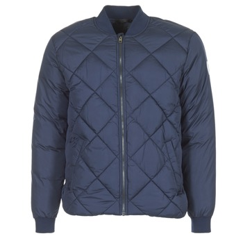 Textiel Heren Dons gevoerde jassen Jack & Jones SOUTH ORIGINALS Marine