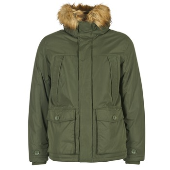 Textiel Heren Parka jassen Jack & Jones MOUNTAIN ORIGINALS Kaki