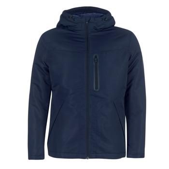 Textiel Heren Parka jassen Jack & Jones COOL CORE Marine