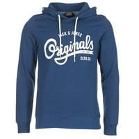 Textiel Heren Sweaters / Sweatshirts Jack & Jones HAWL ORIGINALS Blauw
