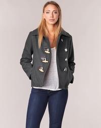 Textiel Dames Mantel jassen Armor Lux MARTIC Grijs