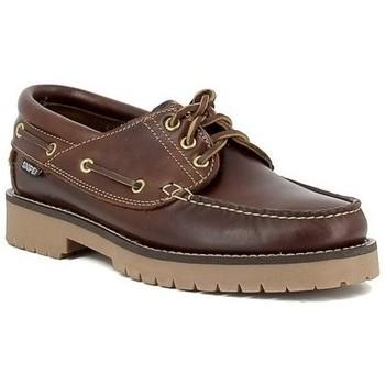 Schoenen Heren Bootschoenen Snipe 21201 Marron