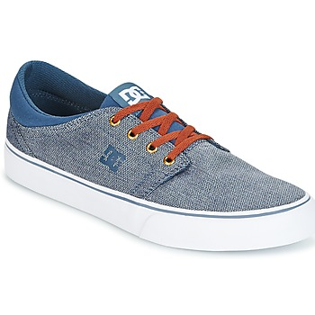 Schoenen Heren Lage sneakers DC Shoes TRASE TX SE Marine / Wit