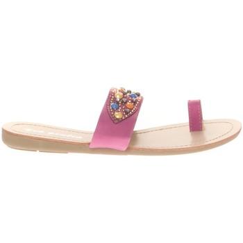 Schoenen Dames Sandalen / Open schoenen Vera & Lucy Sandale Fushia entre doigt bridées & Strass Roze