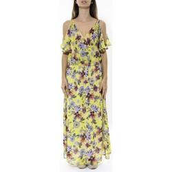 Textiel Dames Lange jurken Jad Robe Zaba Jaune Geel