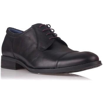 Schoenen Heren Mocassins Fluchos 8412 Zwart