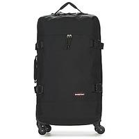 Tassen Soepele Koffers Eastpak TRANS4 M Zwart