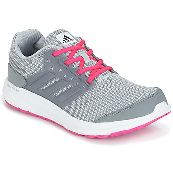 Schoenen Dames Running / trail adidas Performance galaxy 3.1 w Grijs / Roze