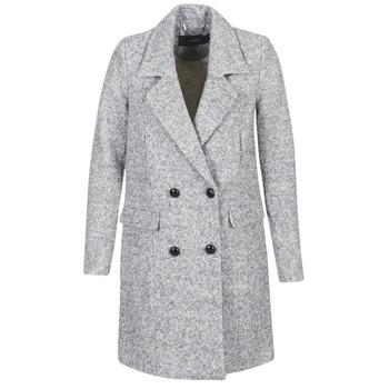 Textiel Dames Mantel jassen Vero Moda FIESTA Grijs