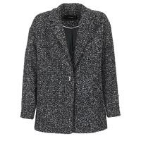 Textiel Dames Mantel jassen Vero Moda SALT Zwart
