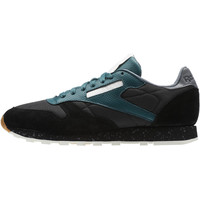 Schoenen Heren Lage sneakers Reebok Classic Classic Leather Urban Descent Zwart / Grijs