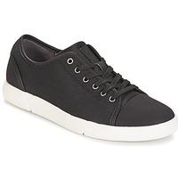 Schoenen Heren Lage sneakers Clarks Lander Cap Zwart