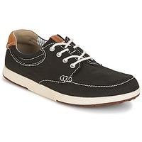 Schoenen Heren Lage sneakers Clarks Norwin Vibe Zwart