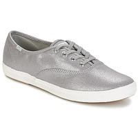Schoenen Dames Lage sneakers Keds CH METALLIC CANVAS Zilver