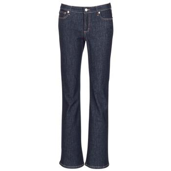 Textiel Dames Bootcut jeans Yurban HEKIKOU BOOTCUT Blauw