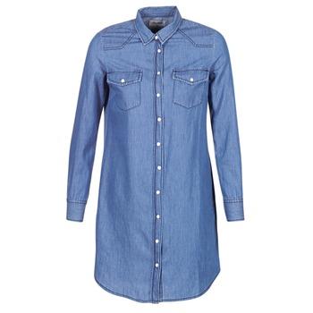 Textiel Dames Korte jurken Betty London IHEBELLA Blauw