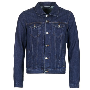 Textiel Heren Spijker jassen Yurban HEDEM Blauw / Brut