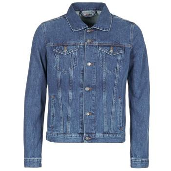 Textiel Heren Spijker jassen Yurban HEDEM Blauw / Medium