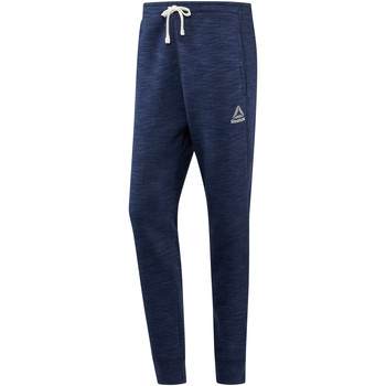 Textiel Heren Trainingsbroeken Reebok Sport Elements Sweatpant Blauw