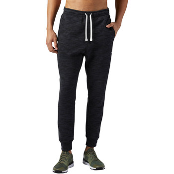Textiel Heren Trainingsbroeken Reebok Sport Elements Sweatpant Zwart
