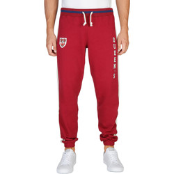 Textiel Heren Trainingsbroeken Oxford University Trainingsbroek Rood