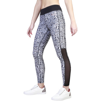 Textiel Dames Leggings Elle Sport Trainingsbroek Zwart