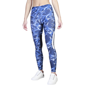 Textiel Dames Leggings Elle Sport Trainingsbroek Blauw