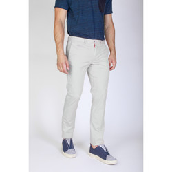Textiel Heren Chino's Jaggy Broek Wit
