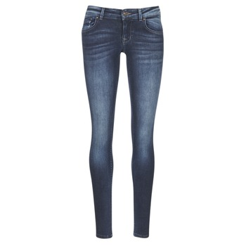 Textiel Dames Skinny jeans Only DYLAN Blauw / Donker