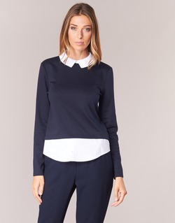 Textiel Dames Tops / Blousjes Only CALLY Marine