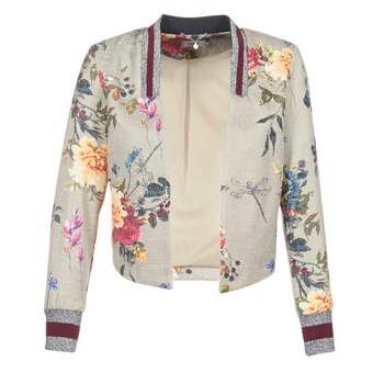 Textiel Dames Jasjes / Blazers Only FLORA Grijs