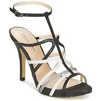 Schoenen Dames Sandalen / Open schoenen Menbur DARRO Zwart