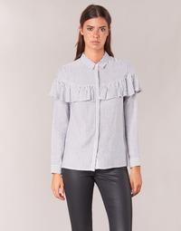 Textiel Dames Overhemden Moony Mood HALIS Wit