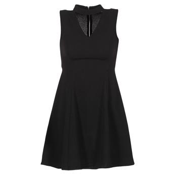 Textiel Dames Korte jurken Moony Mood GUDU Zwart