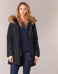 Textiel Dames Parka jassen Betty London HARI Marine