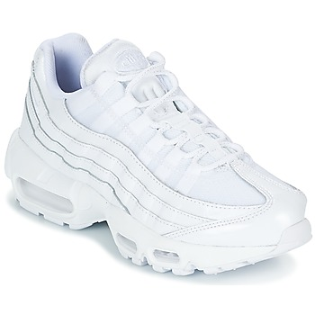 Schoenen Dames Lage sneakers Nike AIR MAX 95 W Wit