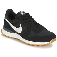 Schoenen Dames Lage sneakers Nike INTERNATIONALIST W Zwart / Wit