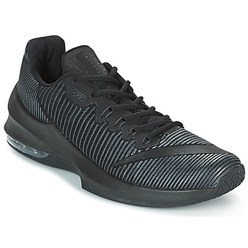 Schoenen Heren Basketbal Nike AIR MAX INFURIATE 2 LOW Zwart