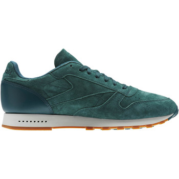 Schoenen Heren Lage sneakers Reebok Classic Classic Leather SG Green