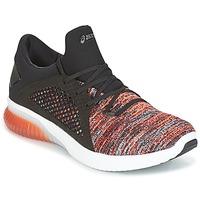 Schoenen Heren Lage sneakers Asics KENUN KNIT Oranje / Zwart